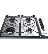 Indesit Aria Collection 60cm Gas Hob PAA642IX/IWE