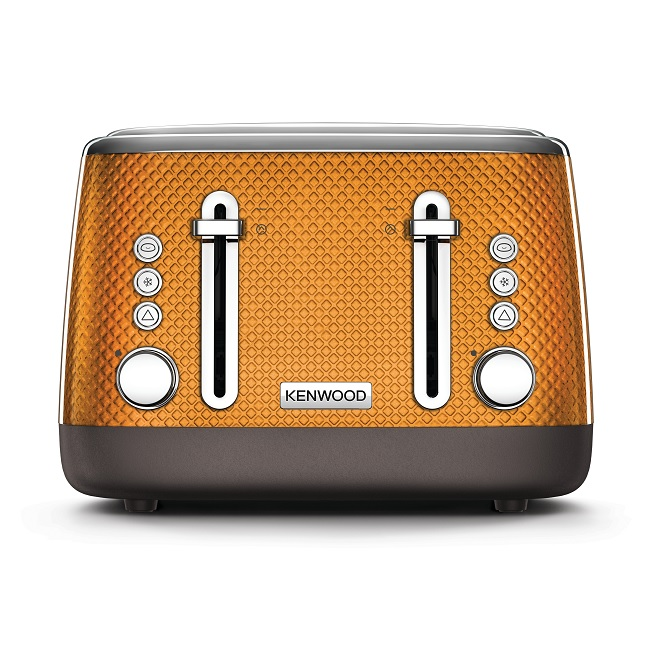 mesmerine orange toaster