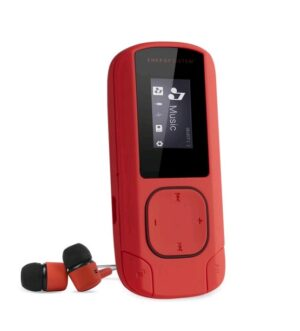 Energy Sistem MP3 Player Coral Red 42648