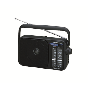 Panasonic AM/FM  Portable Radio RF-2400