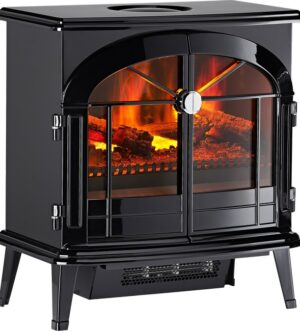 Dimplex Burgate Opti-myst 2kW Electric Stove BRG20