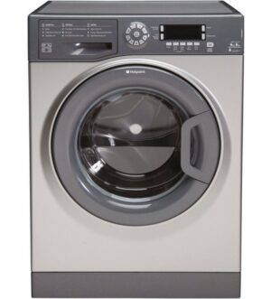 Hotpoint 9+6kg Washer Dryer 1400 Spin Graphite FDD 9640G