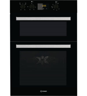 Indesit Aria Double Oven IDD 6340 BL