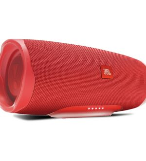 JBL Charge4 Portable Bluetooth Speaker Red