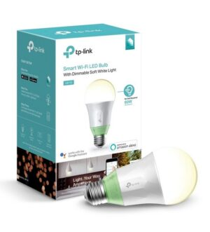 TP Link Smart Wi-Fi LED with Dimmable Bulb LB110