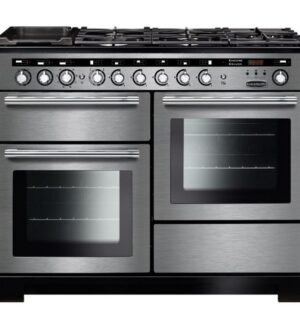 Rangemaster Encore Deluxe Electric Range Cooker with Induction Hob