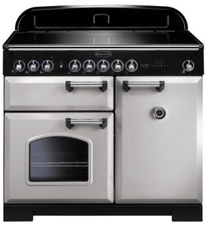 Rangemaster Classic Deluxe Electric Range Cooker with Induction Hob