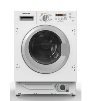 NordMende 8/6kg 1400 Spin Integrated Washer Dryer WDI860WH