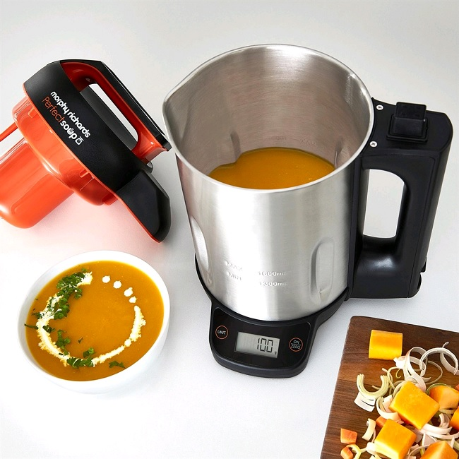 Morphy Richards Soup Maker With Scales 501025 Ireland Hi jan, please contact customer.care@glendimplex.com.au for assistance with your soup maker., 1300 556816. morphy richards soup maker with scales 501025