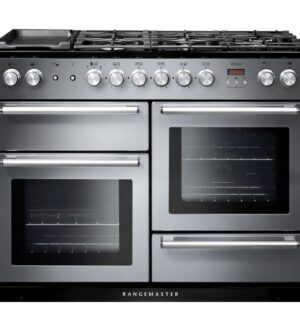 Rangemaster Nexus Electric Range Cooker with Induction Hob