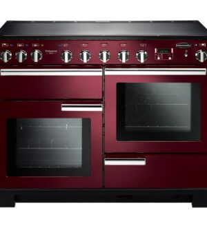 Rangemaster Professional Deluxe Electric Range Cooker with Induction Hob