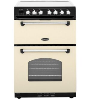 Rangemaster Classic Electric Cooker with Ceramic Hob 60cm