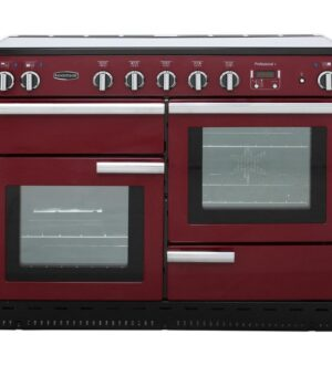 Rangemaster Professional+ Electric Range Cooker with Induction Hob