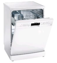 siemens dishwasher white