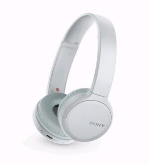Sony White Wireless Headphones WH-CH510WC