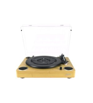 Jam Sound Turntable Wood HX-TTP200