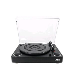 Jam Sound Turntable Black HX-TTP300