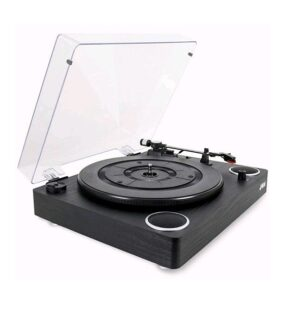 Jam Sound Turntable Black HX-TTP200