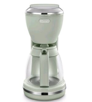 Delonghi Argento Flora Filter Coffee Machine Green ICMX210GR