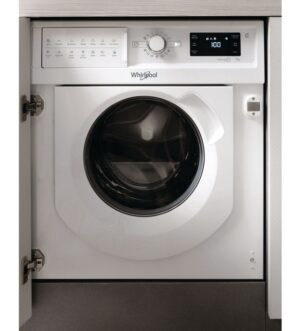 Whirlpool Integrated Washing Machine 9kg 1400 Spin | BI WMWG 91484