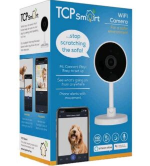 TCP Smart 1080 Wi-Fi Camera with Microphone