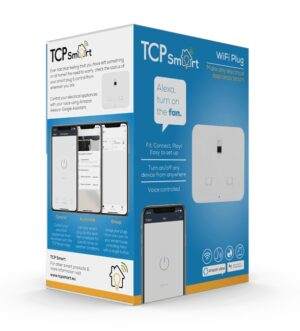 TCP Smart Wi-fi Plug Socket