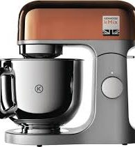 Kenwood kMix Stand Mixer Rose Gold KMX760GD