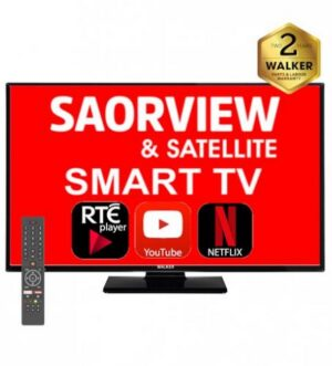 Walker 24″ HD LED Saorview TV | 24WPS19P