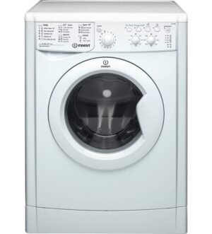 Indesit 9Kg 1400Spin Ecotime Washing Machine | IWC 91482