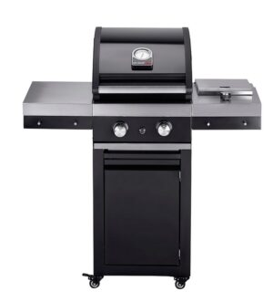 Grandhall Classic 2 Burner Gas Barbecue | K02000237