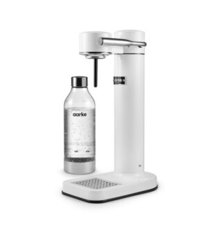 Aarke Sparkling Water Carbonator 3 White | 126-AAC3-White