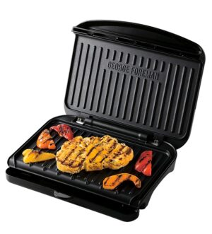 George Foreman Fit Grill Black Medium 25810