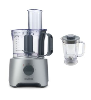 Kenwood Multipro Compact Food Processor Silver FDP301SI