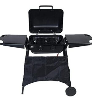 Sahara Rapid Assembly 2 Burner Gas BBQ | RA2B