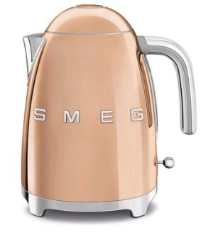 Smeg 50's Retro Style Rose Gold Kettle KLF03RGUK