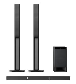 Sony 5.1ch Home Cinema Soundbar System HTRT4