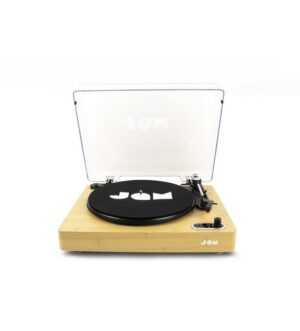 Jam Stream Turntable Wood Finish | TT400WD
