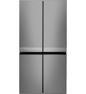 Hotpoint Quattro American Fridge Freezer No Frost | Stainless Steel | HQ9 E1L