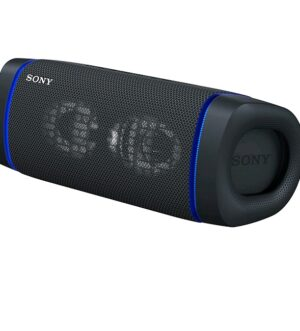 Sony Extra Bass Portable Bluetooth Speaker Black | SRS-XB33B