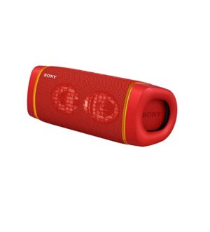Sony Extra Bass Portable Bluetooth Speaker Red | SRS-XB33R