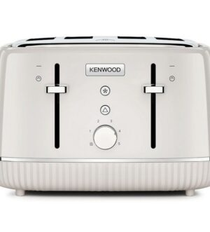 Kenwood Elegancy 4 Slice Toaster cREAM | TFP10.A0CR