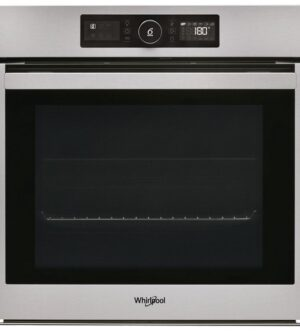 Whirlpool 6th Sense Electric Single Oven Stainless Steel | AKZ9 6230 IX