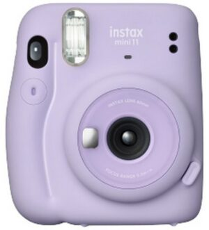 Fuji INSTAX Mini 11 Instant Camera | Lilac Purple
