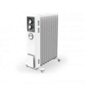 Dimplex 2kW Oil Free Column Radiator with Timer | ECR20TIE