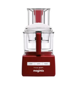 Magimix Food Processor 4200XL Red 18474
