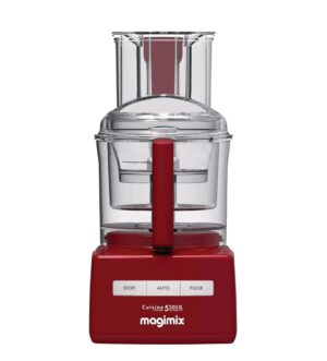 Magimix 5200XL Food Processor | Red | 18585