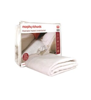 Morphy Richards Double Washable Heated Underblanket 600112