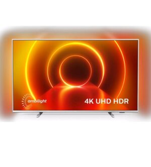 Philips 43″ 4K UHD LED Smart TV with Ambilight | 43PUS7855