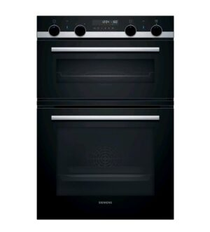 Siemens iQ500 Built-in Double Oven Stainless Steel MB578G5S0B