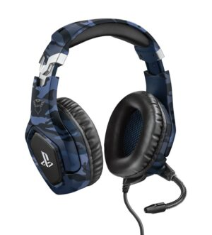 Trust GXT 488 Forze PS4 Gaming Headset Blue T23532